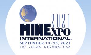 MINExpo 2021: 13 - 15 September 2021
