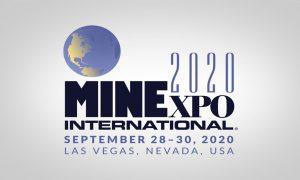 Minexpo 2020 September - 28-30, 2020